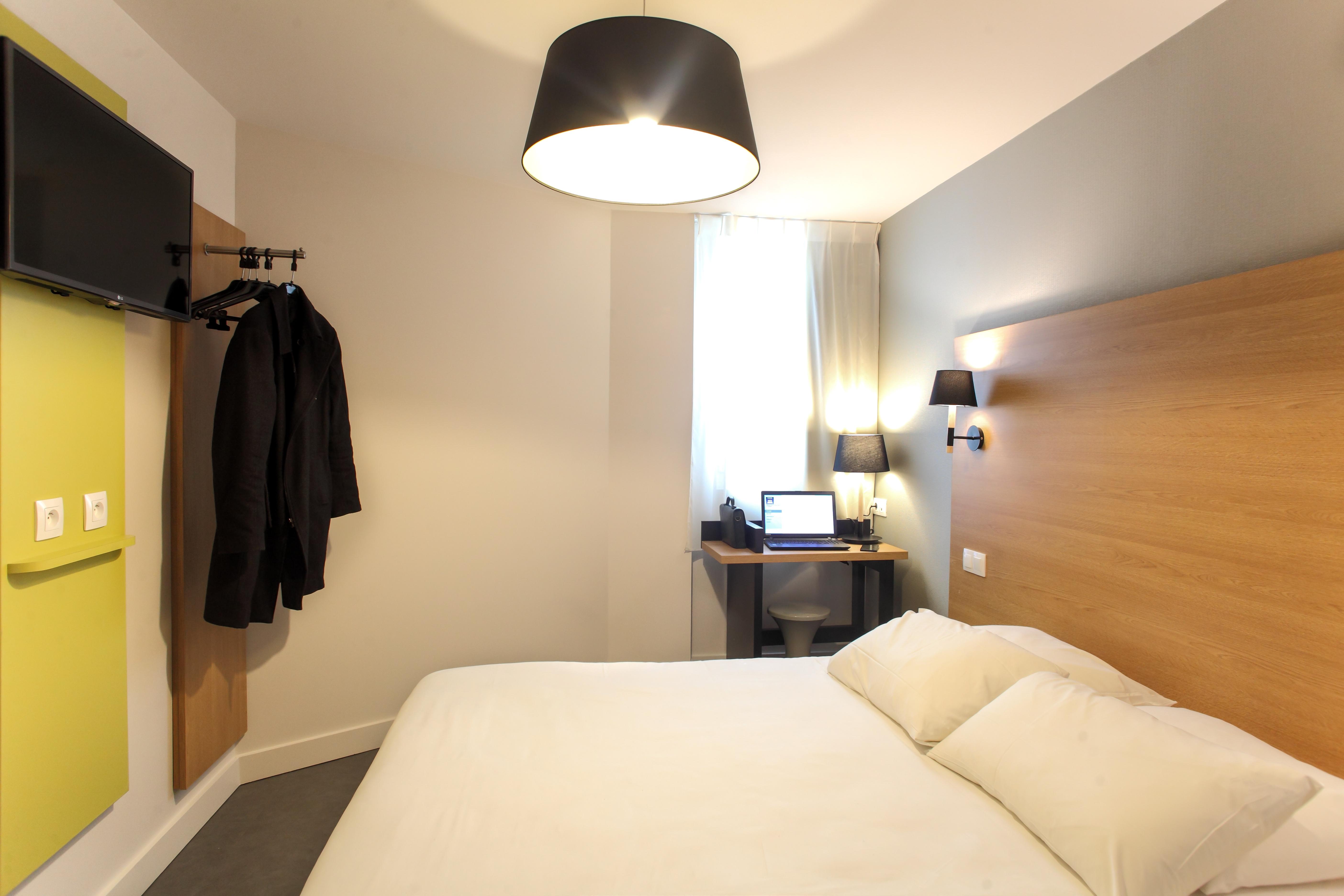 Hôtel Reseda - Chambre Lit double
