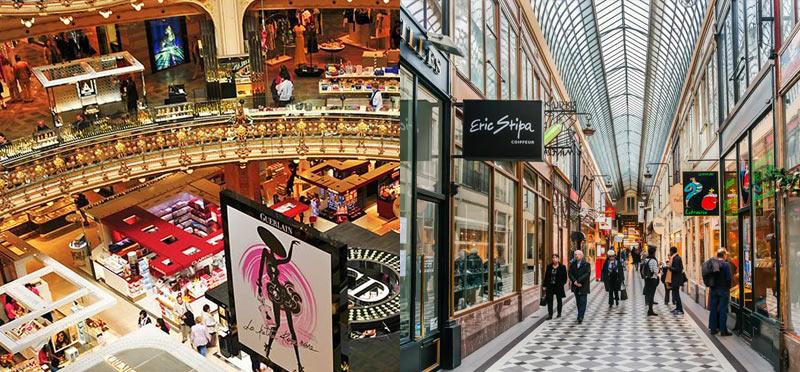 Shopping Hôtel Reseda